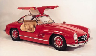 1955 MERCEDES-BENZ 300 SL GULL