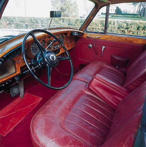 1960 BENTLEY S2 STANDARD STEEL