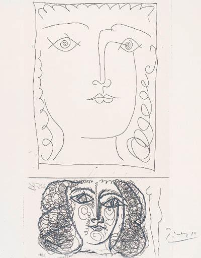 ELUARD, Paul. A Pablo Picasso.