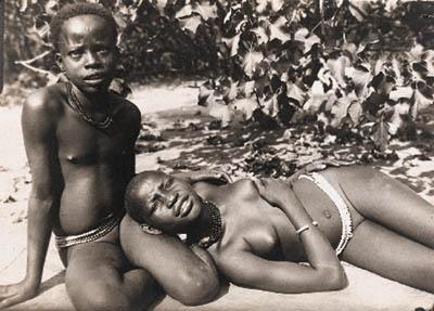 GIDE, Andr. Voyage au Congo su