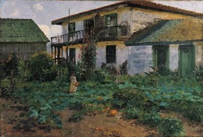 Theodore Wores (1860-1930)