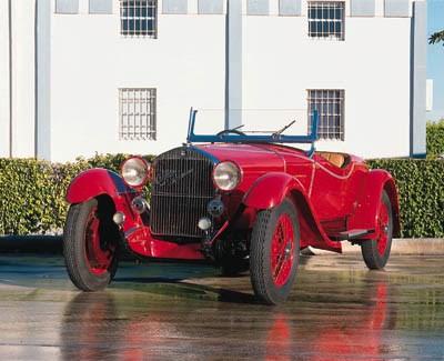 1930 ALFA ROMEO TIPO 6C 1750 G