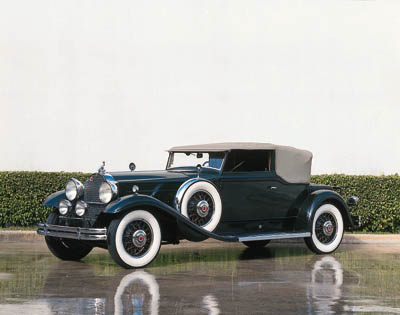 1931 PACKARD 845 ROLLSTON VICT