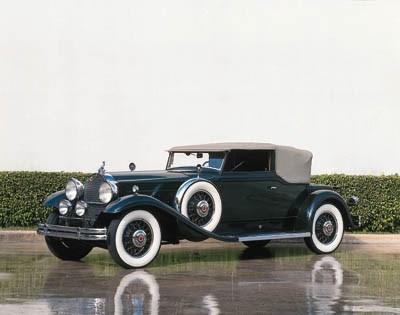 1931 PACKARD 845 ROLLSTON VICT