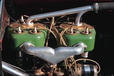1915 STUTZ MODEL 4F BEARCAT