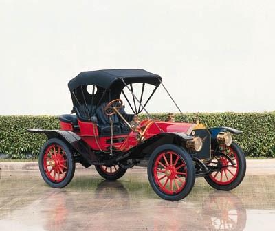 1910 STEVENS-DURYEA MODEL XXX