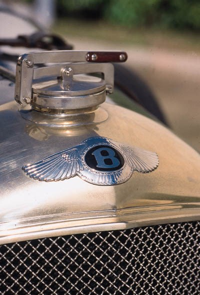 1929 BENTLEY 4-LITRE SUPERCHAR