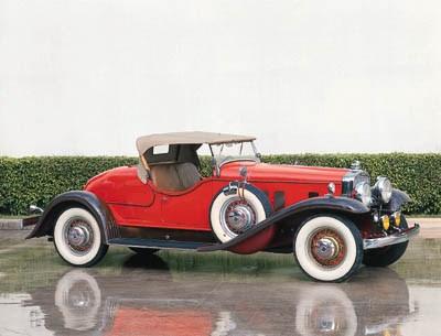 1931 STUTZ DV32