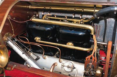 1906 DARRACQ 40/60 TWO SEATER