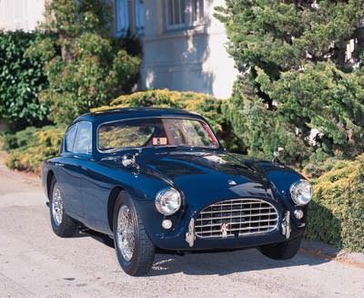 1959 AC ACECA BRISTOL GT COUPE