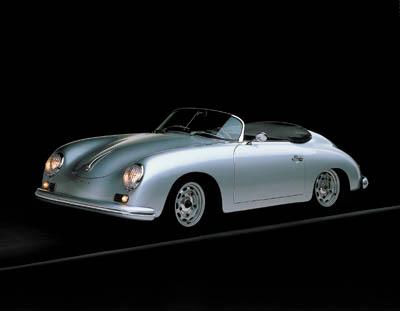 1959 PORSCHE 356 CARRERA GS/GT