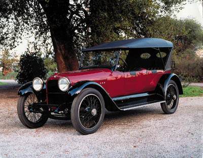 1915 MERCER SERIES 22-70 SPORT