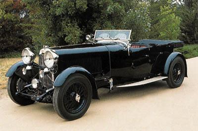 1934 LAGONDA 3-LITRE OPEN TOUR