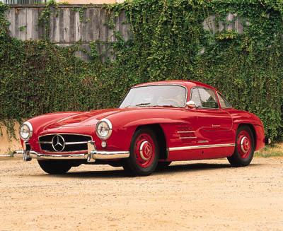 1954 MERCEDES-BENZ 300SL GULLW