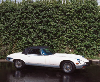 1974 JAGUAR E-TYPE V12 SERIES