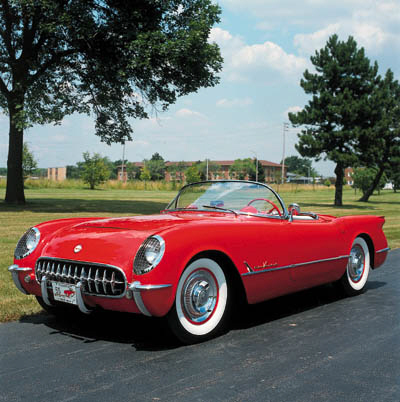 1955 CHEVROLET CORVETTE ROADST