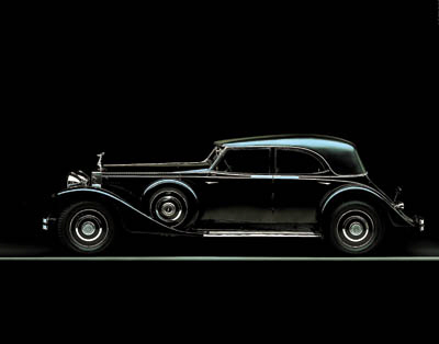 1933 ROLLS-ROYCE PHANTOM II SP
