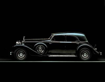 1933 ROLLS-ROYCE PHANTOM II SP