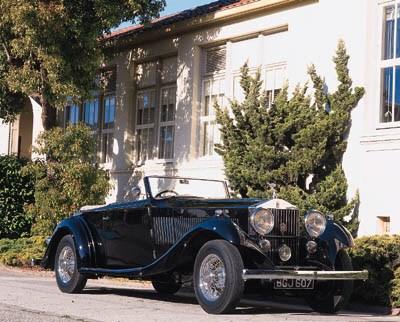 1934 ROLLS-ROYCE PHANTOM II CO