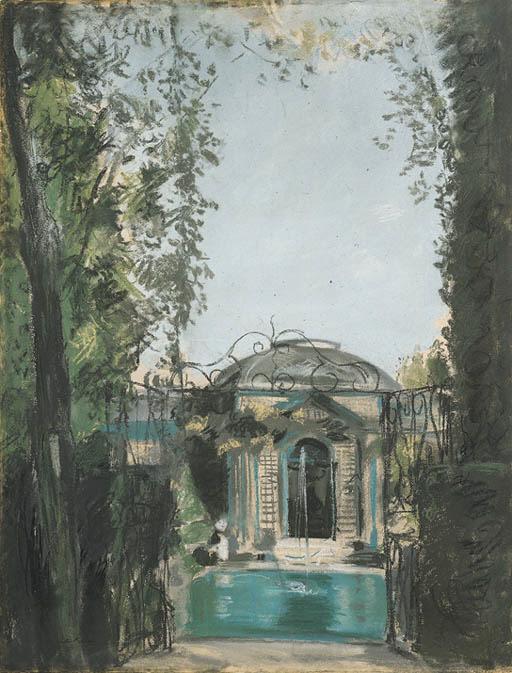 'LE PAVILION DE MUSIQUE DE LA