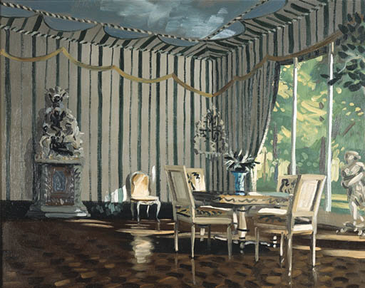 'THE TENT BALLROOM, 'VILLA TRI