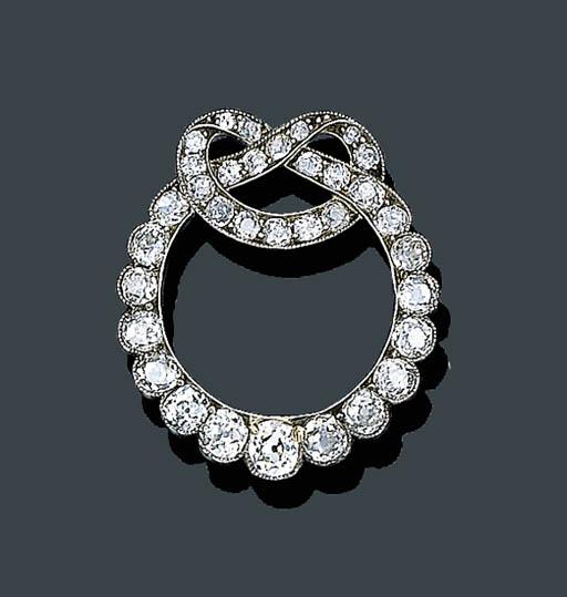 A TURN-OF-THE-CENTURY DIAMOND