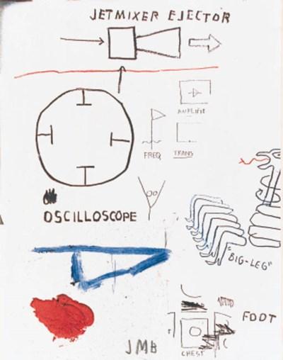 Jean Michel Basquiat (1960-198