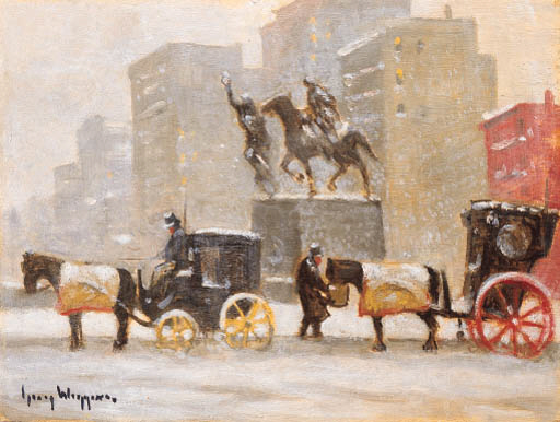 Guy Carleton Wiggins (1883-1962)