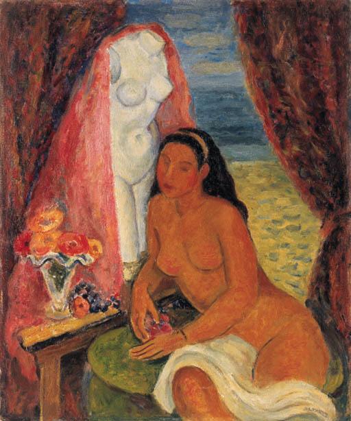 Mabel Alvarez (1891-1985)