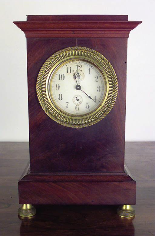 Reloj de sobremesa Imperio