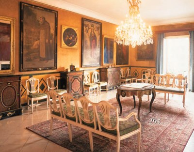 Mesa de centro, Napoleon III,