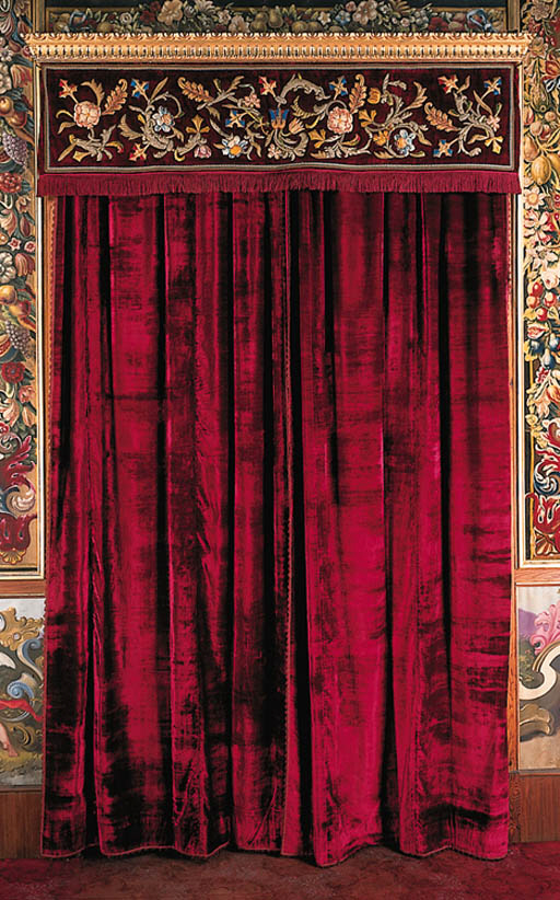 Dos parejas de cortinas en ter