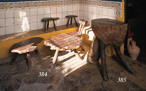 Mesa de carnicero mallorquina