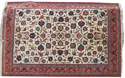 Alfombra Isfahan