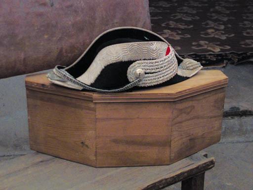Sombrero bicornio