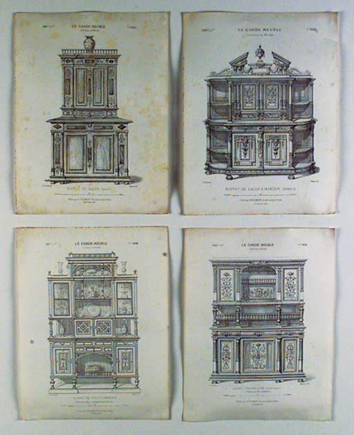 LAutograph - au Salon de 1864-