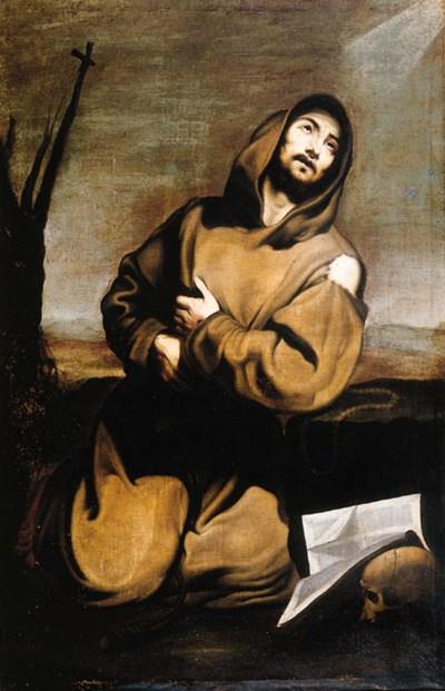 Estudio de Francisco de Zurbar