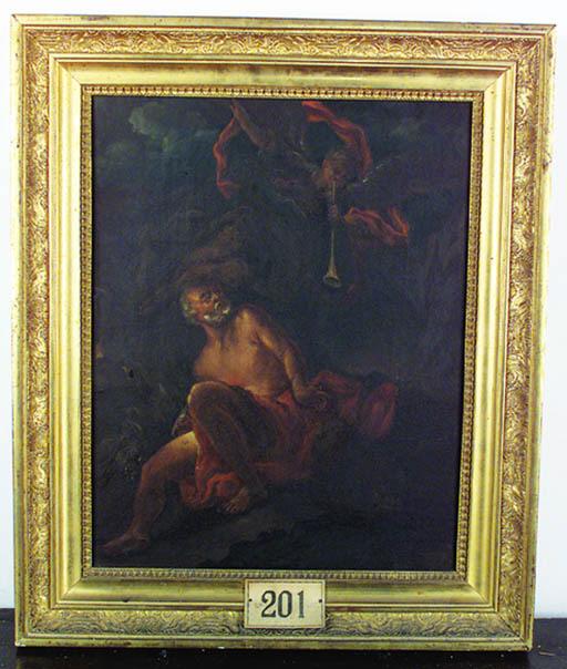 Crculo de Francisco de Goya y