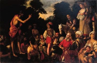 Escuela espaola, 17th Century