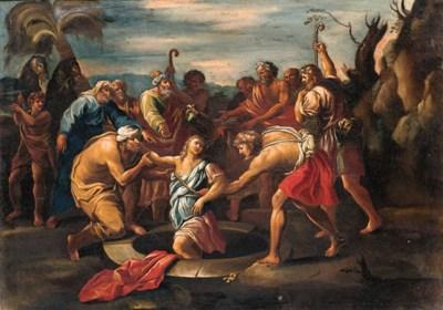 Escuela Romana, ffs. S. XVIII