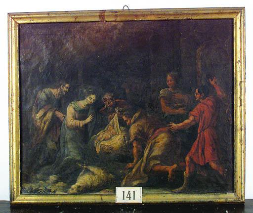 Escuela Genovesa, S. XVII