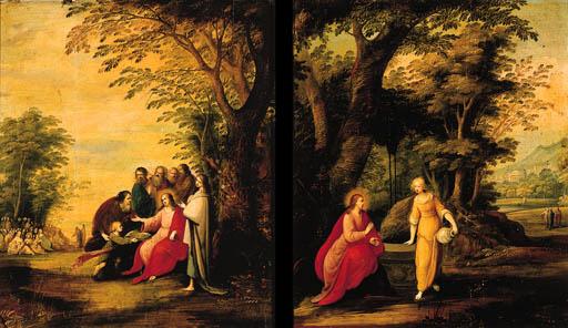 Crculo de Frans Francken II (1