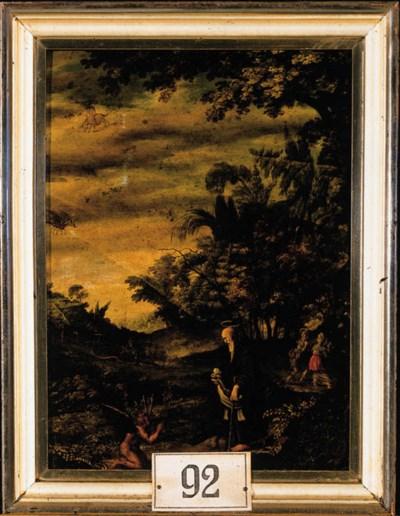 Escuela Flamenca, circa 1620
