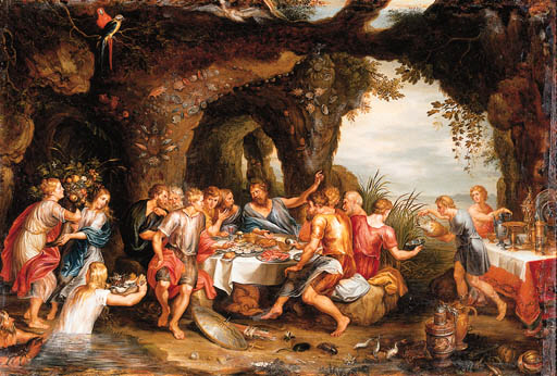 Copia de Sir Peter Paul Rubens