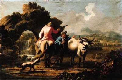 Crculo de Francesco Londonio (