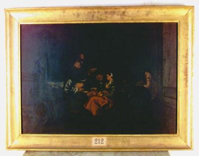 A la manera de Cornelis Bega