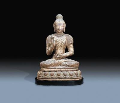 SCULPTURE DE Boddhisattva D'EP