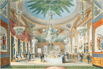 NASH, John. The Royal Pavilion