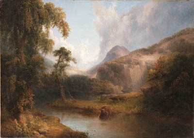 Thomas Doughty* (1793-1856)