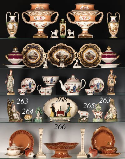 A WEDGWOOD CANEWARE OVAL GAME